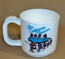 The California Resin Hard Plastic White Cup