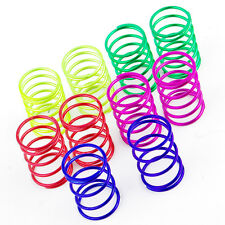 10 PCS 00307RC 1/10 Scale On Road Model Car Shock Absorber 25mm Long Spring