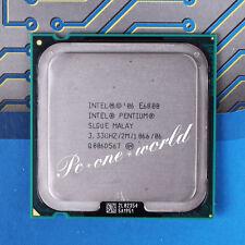100% OK SLGUE Intel Pentium Dual-Core E6800 3.33 GHz LGA 775 Processor CPU