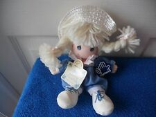 """APPLAUSE Precious Moments  PLAYTIME COLLECTION ANDI  8""""  TALL"""