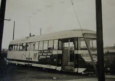 USA311 - ATLANTIC CITY SHORE LINES - TROLLEY No208 PHOTO New Jersey USA
