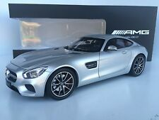 Norev 1/18 Mercedes Benz Gts AMG (C190) 2015 Silver Art. B66960342