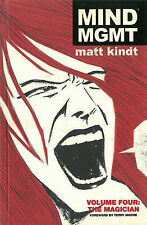 Mind MGMT: Vol 4: Magician by Matt Kindt (Hardback, 2014)   9781616553913