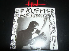 ED Kupper Black Ticket Day Rare Australian 3 Track Card Sleeve CD Single