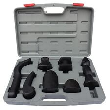 ATD 7pc Rubber Coated Dolly Set - 4007