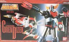 Used Bandai SOUL OF Chogokin GX-04 UFO ROBO Gren Dizer