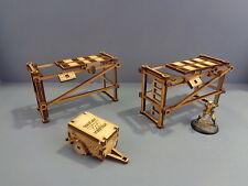 Ttcombat-città SCENICS-dcs022-PONTEGGI Set, Ideale per BATMAN