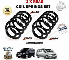 FOR MERCEDES VITO W639 BUS VAN ALL MODELS 2003--  NEW 2 X REAR COIL SPRINGS SET