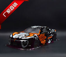 RC Racing Custom Painted Car Body Shell 1/10 scale On-Road Drift Car body 15