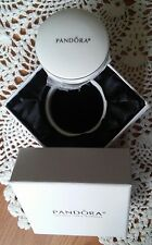 AUTHENTIC PANDORA LIMITED EDITION SMALL PORCELAIN ROUND JEWELRY BOX W/GIFT BOX