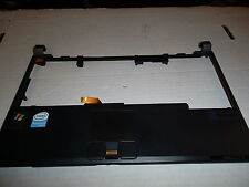 Used palmrest assembly/glidepad/biometric pulled from Fujitsu lifebook P7120D