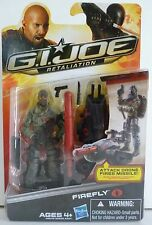 "FIREFLY G.I. Joe Retaliation 4"" inch Action Figure Wave 3 2013"