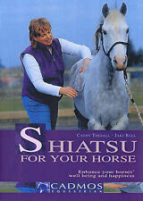 Shiatsu for Your Horse: Enhance Your Horse's Wellbeing and Happiness, Jaki Bell,