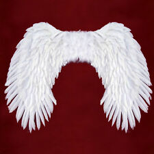 SUPER LARGE White Feather Costume Angel Wings Halloween costume cosplay Fairy L