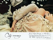 SEXY LISE DANVERS CONTES IMMORAUX 1974 VINTAGE LOBBY CARD #9 WALERIAN BOROWCZYK