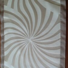 Laura Ashley Table Runner -  Curzon Natural - Lined - New - Stunning!