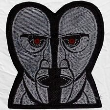 Pink Floyd The Division Bell Logo Embroidered Patch Gilmour Roger Waters Wall
