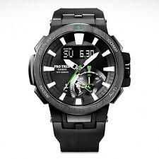 Casio PRO TREK PRW7000-1A Triple Sensor Multiband 6 Tide Moon Solar Men's Watch
