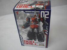 SALE 20% OFF MACHINE ROBO 02 ROD DRILL  ACTION TOYS   G-25981 4895005020179