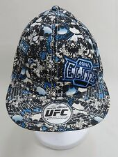 MMA ELITE UFC Baseball Cap Hat Fitted L/XL Ultimate Fighting Championship