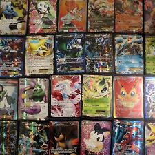 Pokemon Card Lot 10 Cards ALL RARES *GUARANTEED Ultra Rare, EX, Full Art!*+BONUS