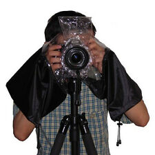 Rain Cover Raincoat Waterproof Dust Protector For SLR Digital Camera Protect