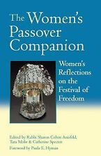 The Women's Passover Companion: Women's Reflections on the Festival of-ExLibrary