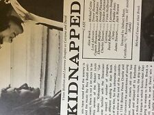 m5-1a ephemera 1970s film review kidnapped michael caine trevor howard