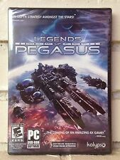 legends of pegasus --- space action adventure strategy computer game --- new