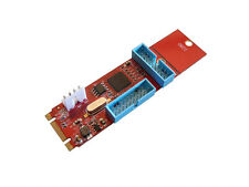 "Carte Contrôleur M2 - 4 ports USB3 - M.2 NGFF ""B + M Key"" - Chipset NEC"