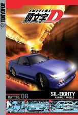 Initial D - Battle 6: Asphalt Angels (DVD, 2004) WORLDWIDE SHIP AVAIL!