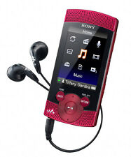 Sony Walkman NWZ-S545 Red (16 GB) Digital Media Player