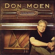 Hiding Place by Don Moen (CD, Integrity Music)