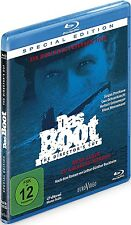 Blu-ray DAS BOOT Director's Cut / Special Edition # Jürgen Prochnow ++NEU