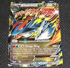 MEGA M Salamence EX XY171 XY Black Star Promo EXCELLENT Pokemon Cards
