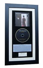JIMMY EAT WORLD Invented CLASSIC CD GALLERY QUALITY FRAMED+EXPRESS GLOBAL SHIP
