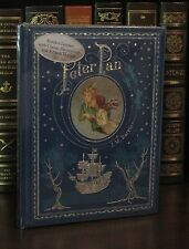 PETER PAN by J. M. BARRIE Illustrated by F. D. BEDFORD Leatherbound & BRAND NEW!
