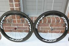Zipp 404 Wheel Set 700c Tubular Shimano Speed