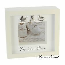 Baby's First Shoes Display Box Great Gift Ideas for New Babies Baby Shower