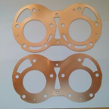 Yamaha RD500, RZ500 Front and Rear Copper Head Gaskets