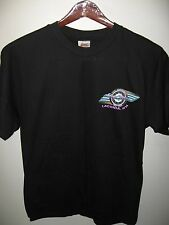 Laconia New Hampshire N.H. USA 1999 Bike Week Chopper Motorcycle T Shirt Large