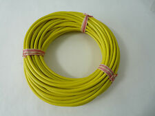 Brake Cable Housing Ribbed Yellow 1950'S-70'S 50Ft. Roll Vintage Bicycle NOS