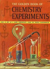 GOLDEN BOOK OF CHEMISTRY +130 MORE CHEM BOOKS ON DVD