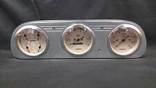 1960 1961 1962 1963 FORD FALCON 3 GAUGE CLUSTER TAN