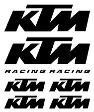 KTM decals stickers motorcycle replacement graphic set logo aufkleber adesivi #3
