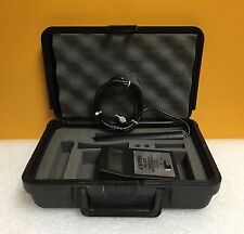 Omega RH-20F, 32° to 175°F, Handheld Relative Humidity Meter + Probe & Case