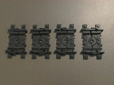 Lego Train - RC Track - 4 x Straight Flexi Track (8849c00)