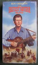 "Roy Orbison in ""The Fastest Guitar Alive"" Unopened Cello Wrapped VHS Movie"