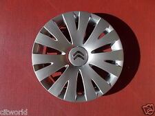 "GENUINE CITROEN BERLINGO 15"" WHEEL TRIM"