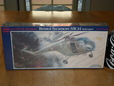 BRITISH, BRISTOL SYCAMORE HR.14 HELICOPTER, Plastic Model Kit, Scale 1/72